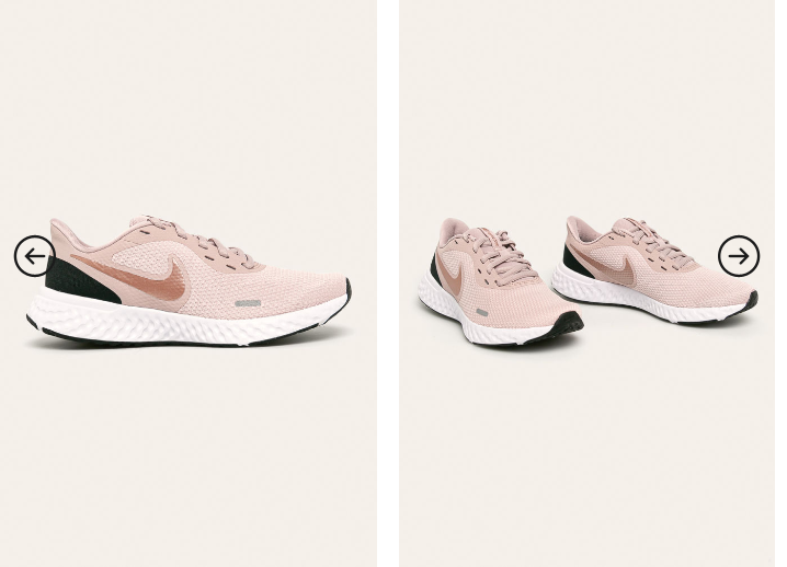 Adidasi ieftini dama Nike Revolution 5 original la pret mic