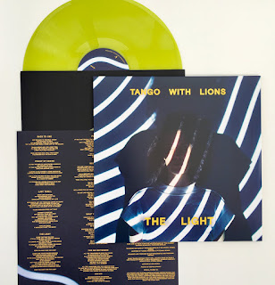 Tango With Lions ‎– The Light (yellow lp)