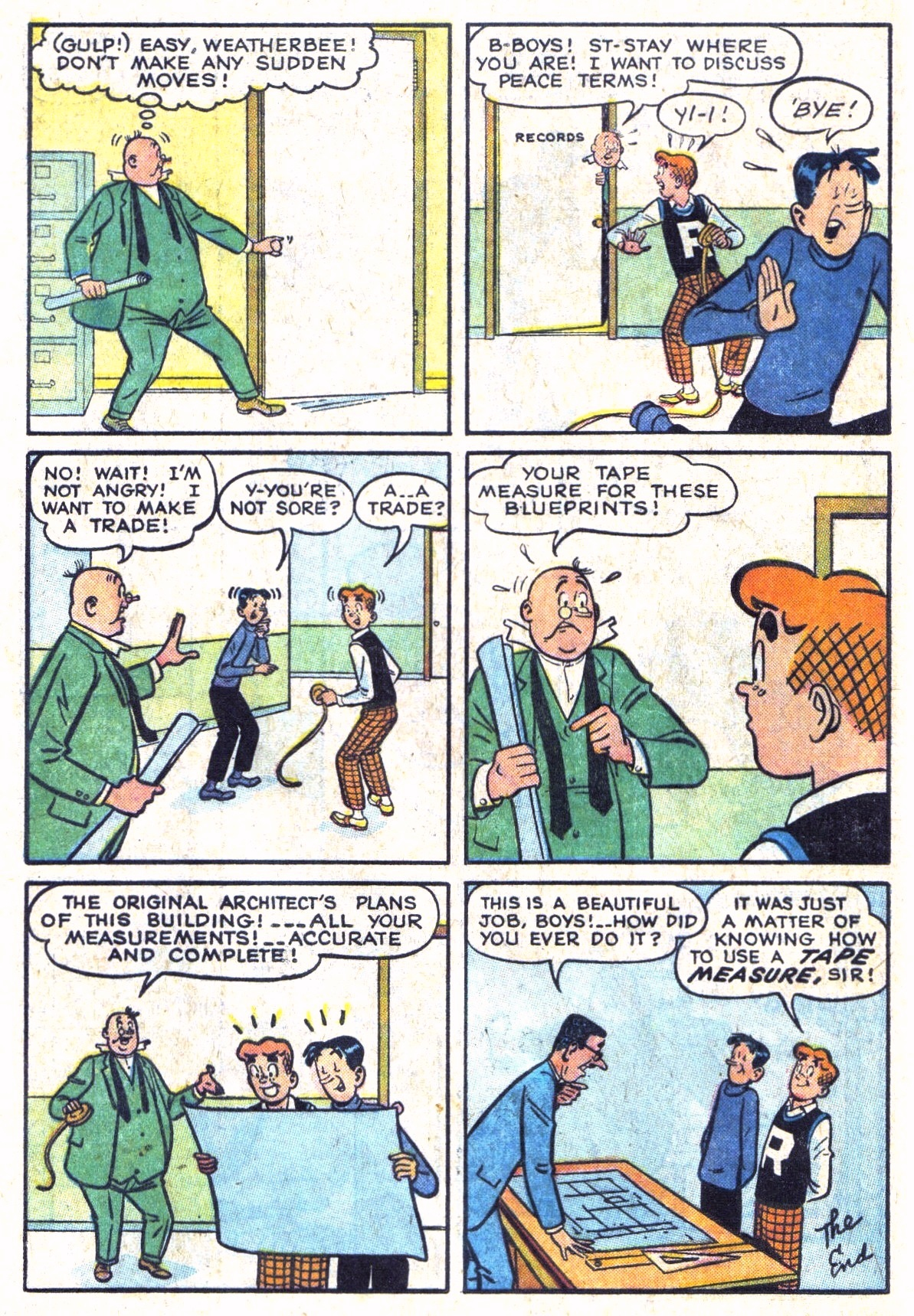 Read online Archie (1960) comic -  Issue #134 - 8