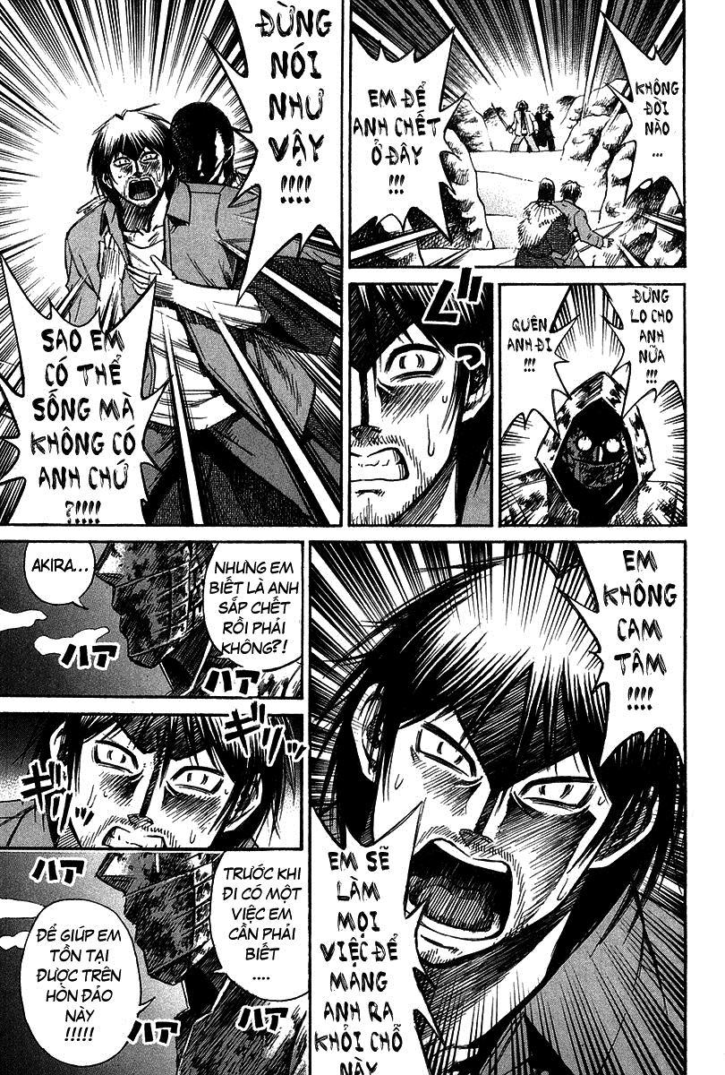 Higanjima chapter 97 trang 12