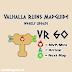 Map Valhalla Ruins 60 (Weekly Update) Map Guide VR 60 Ragnarok Mobile Eternal Love