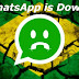 WhatsApp went Down on Wednesday for Few Hours