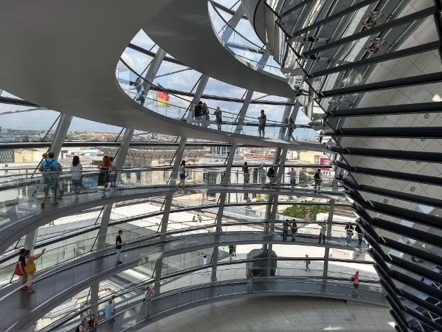 Més interior de la cúpula