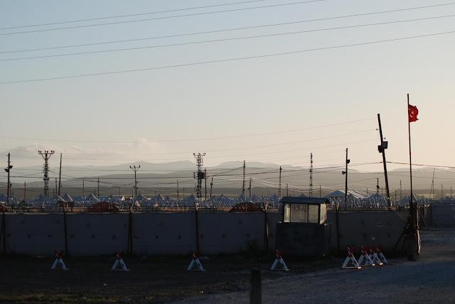 hatay antakya mülteci kampı
