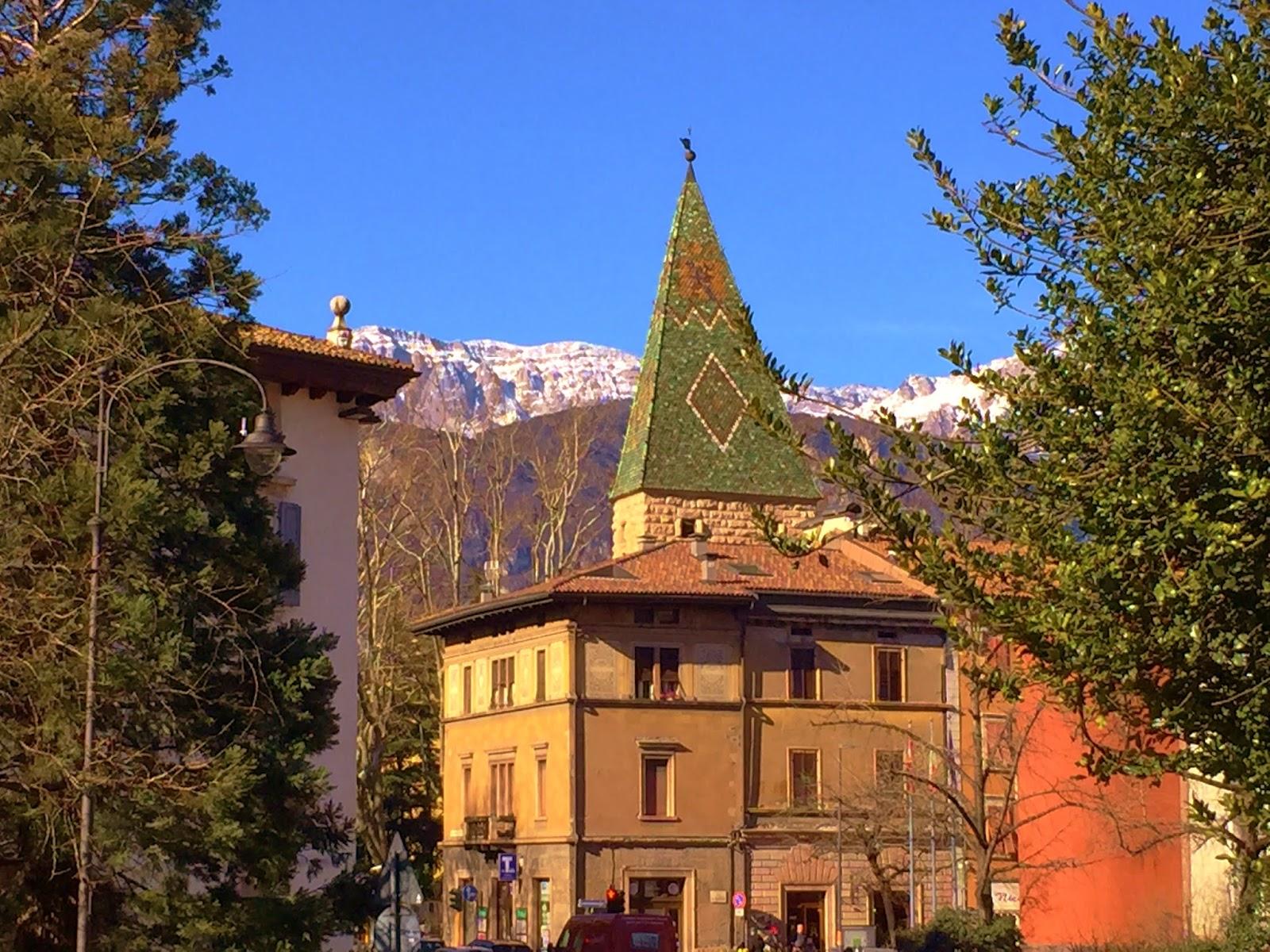 Trento in Trentino, Italy