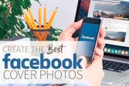 Create Facebook Cover Photo 2019