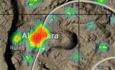 Lokasi Looting Terbaik Maps Miramar PUBG Mobile
