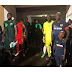 See photo:51-year old Liberian President, George Weah makes surprise return to football as he played for his country in a match against Nigeria