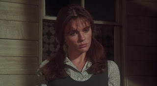 Jacqueline Bisset as Rose, the judge's daughter.