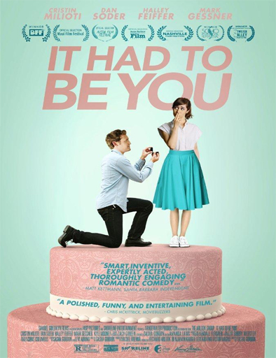 Ver Tenías que ser tú (It Had to Be You) (2015) Online