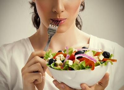 pola makan yang benar dan sehat secara alami