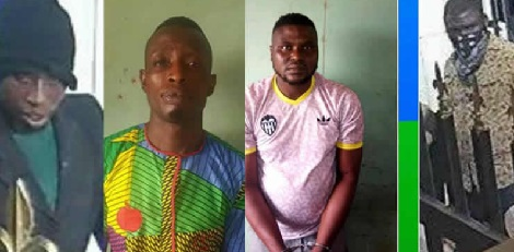 Offa robbery suspected leaders