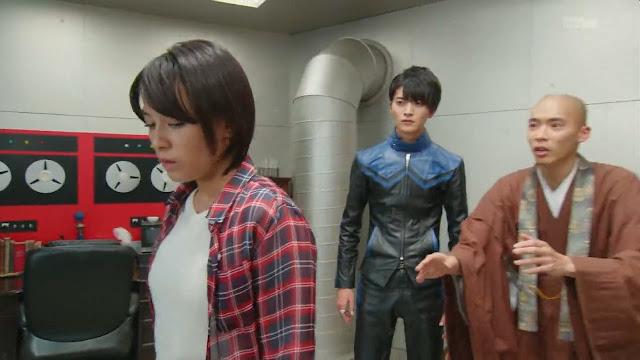 Kamen Rider Ghost Episode 33 Subtitle Indonesia