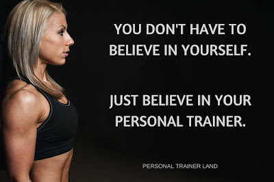 Fitness Trainer Quotes