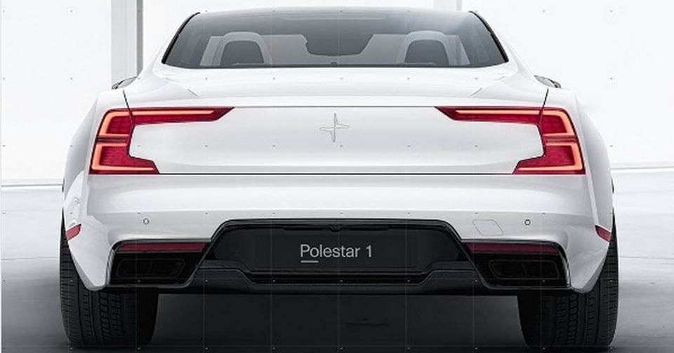 New Polestar One Puzzle Solved Ahead Of Tomorrow?s Debut