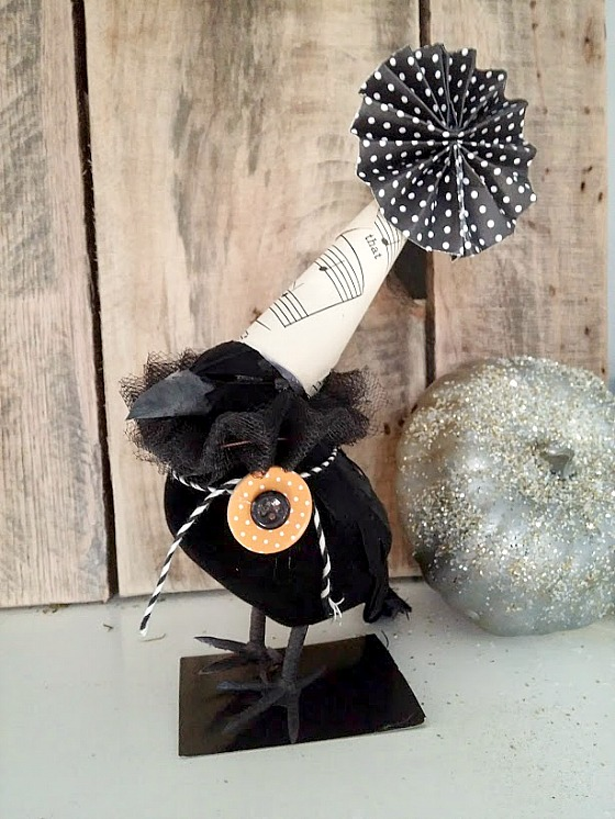 Raven makeover at www.diybeautify.com