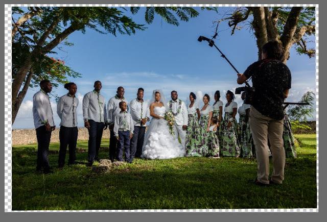 photographie-mariage-fort-fleur-d'épée-Guadeloupe
