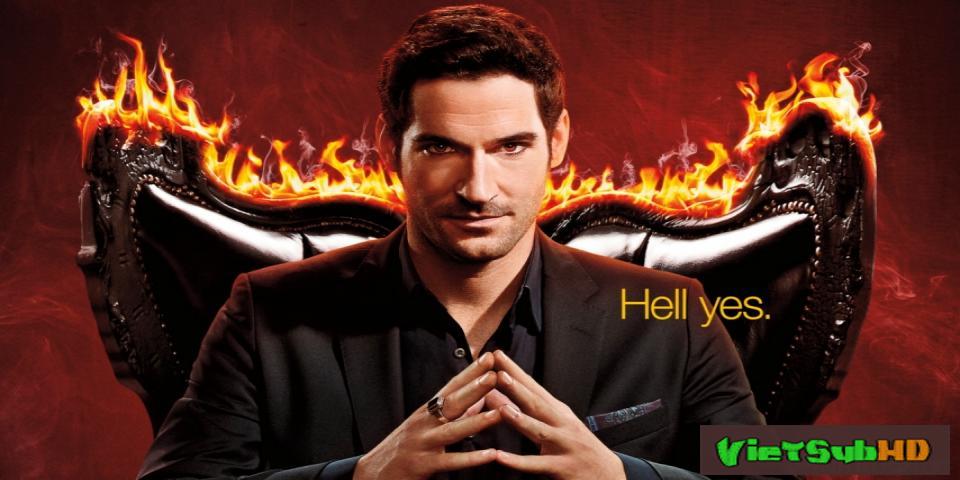Phim Chúa Tể Địa Ngục (phần 3) Tập 20 VietSub HD | Lucifer (season 3) 2017