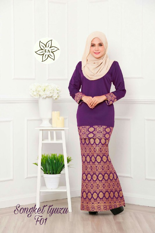 COTTON SONGKET TYUZU
