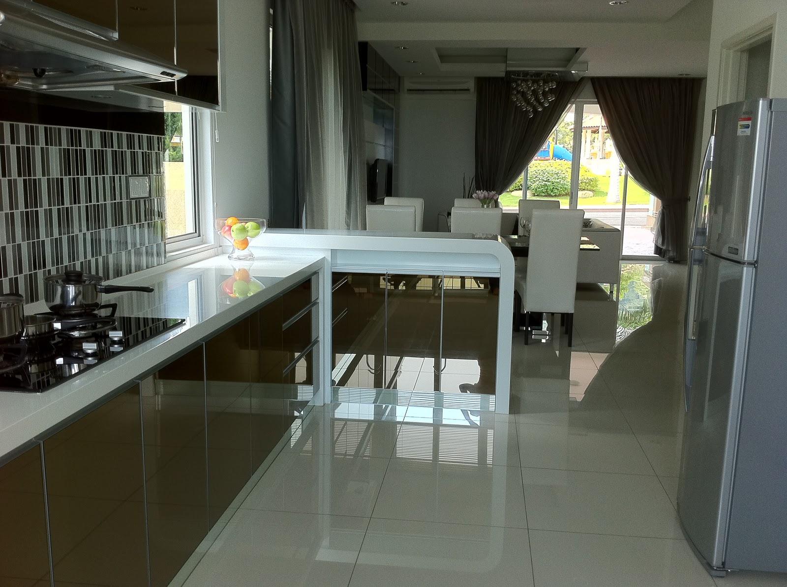 Kos Penentu Harga Kabinet Dapur