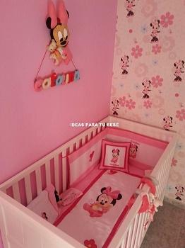 Habitaciones bebe - Habitacion de nina bebe ...