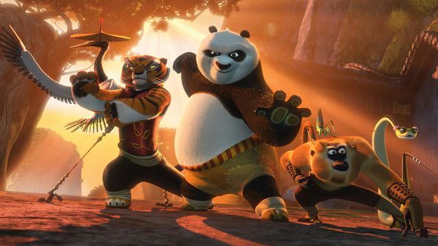 Film Animasi 3D Terbaik Fantasi Grafik
