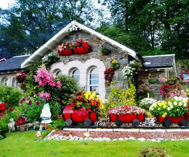46 Photos Of The Best Garden Design Decor Units