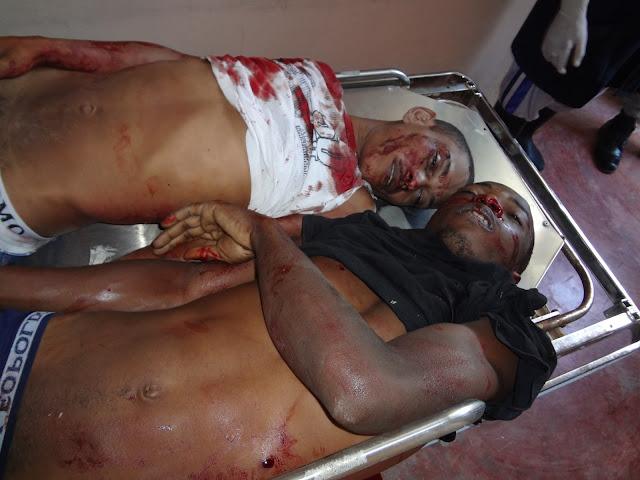 Resultado de imagen para PN mata a 2 presuntos delincuentes