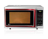 LG MC2841SPS 28 L Convection Microwave Oven