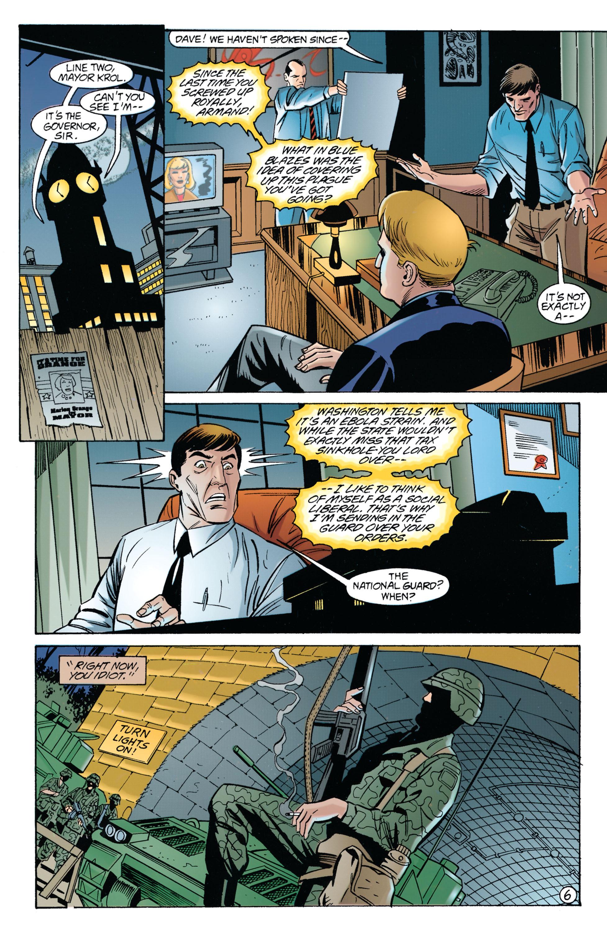 Detective Comics (1937) 696 Page 6