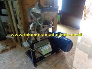 mesin disk mill penepung biji