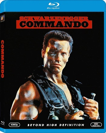 Commando 1985 Dual Audio Hindi Bluray Download