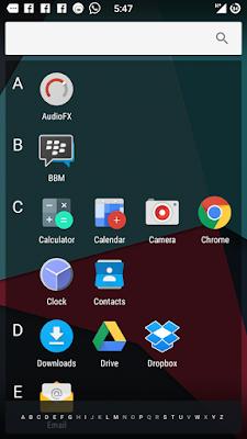 6 0 1] LineageOS 13 For Xiaomi Redmi Note 3G [MT6592][LATEST] - Full