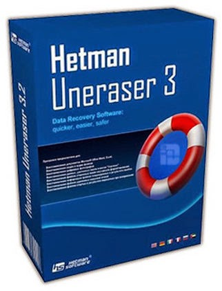 Hetman Uneraser 3.5 + Key