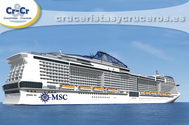 ► MSC Meraviglia: Una maravilla en alta mar