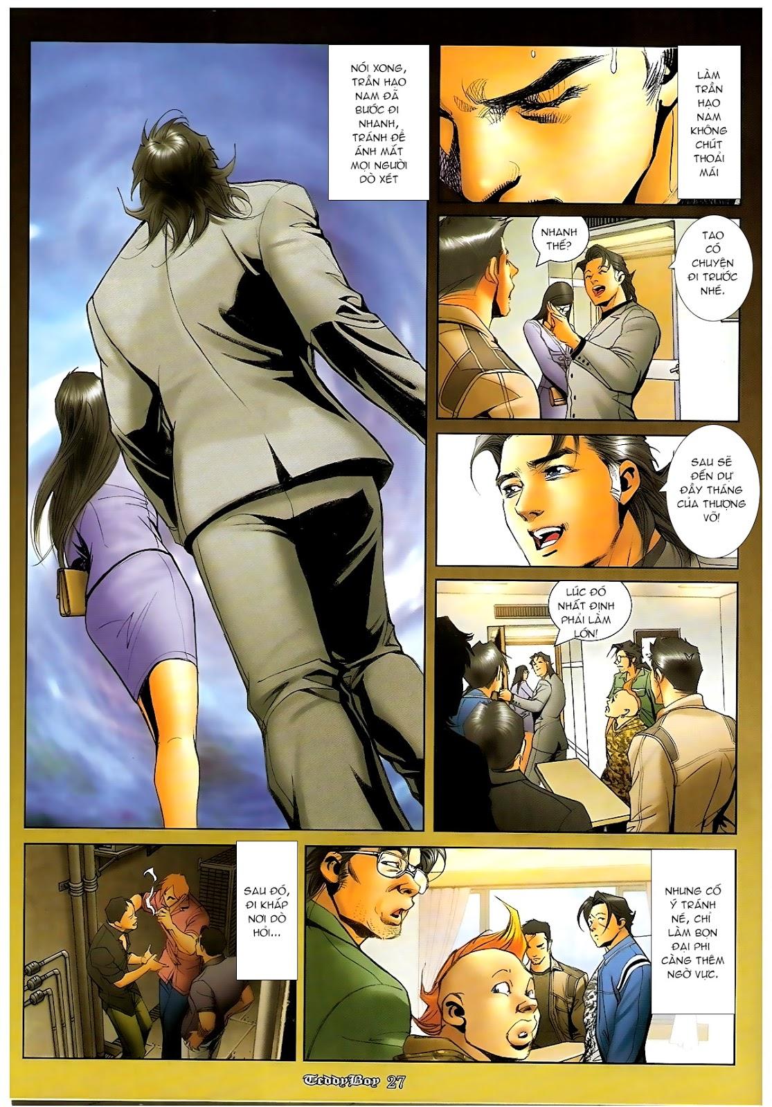 Người Trong Giang Hồ - Chapter 1209: Cai nghiện - Pic 24