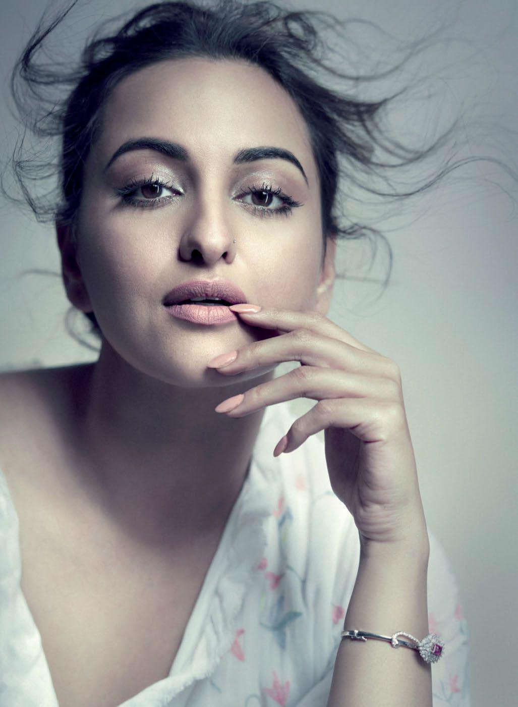 Sonakshi Sinha for Elle India June 2017 Photoshoot