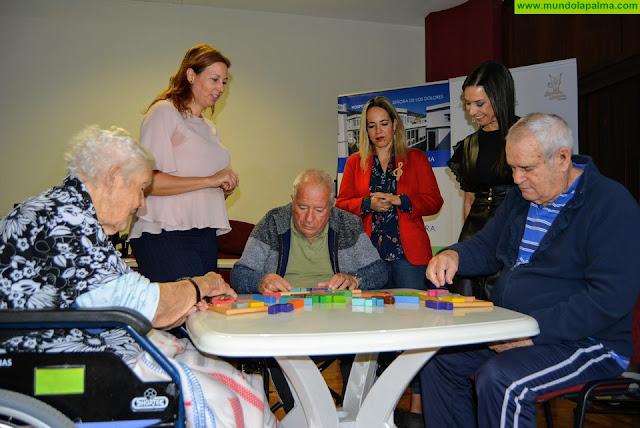 El Hospital de Dolores pone en marcha un taller de agilidad mental para sus pacientes