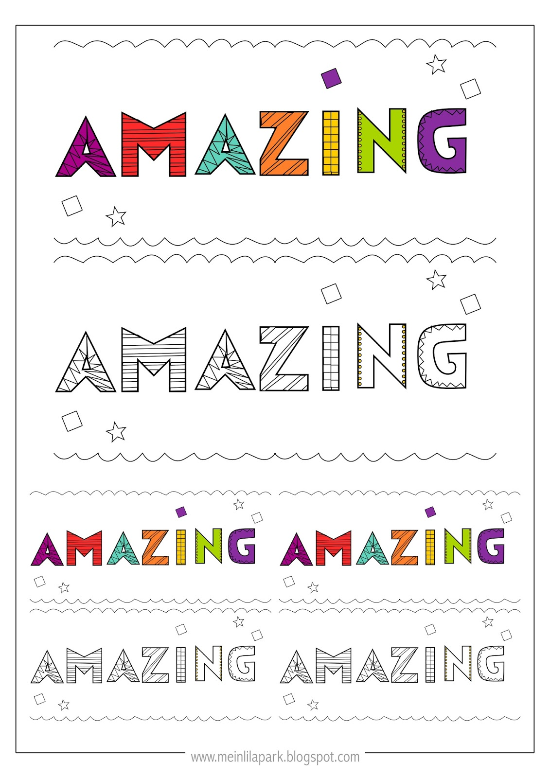 Amazing art gallery - Extra photo art |Marvelous Word Art