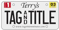 Terry's Tag & Title
