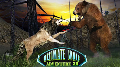 Download Ultimate Wolf Adventure 3D Android