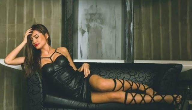 Maria Leka, an Albanian Beauty in Greece