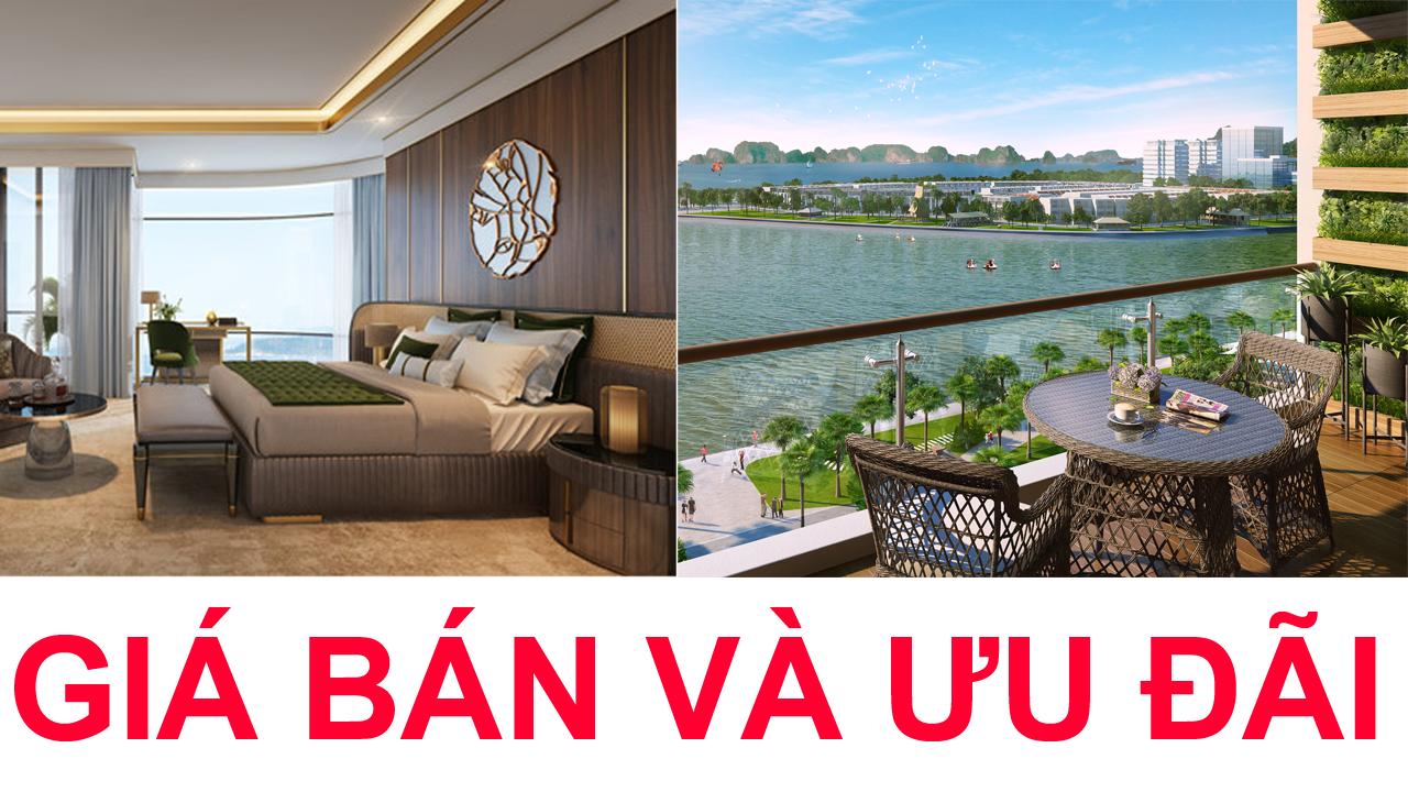 Giá bán và chính sách mới nhất căn hộ Osimi Seaview