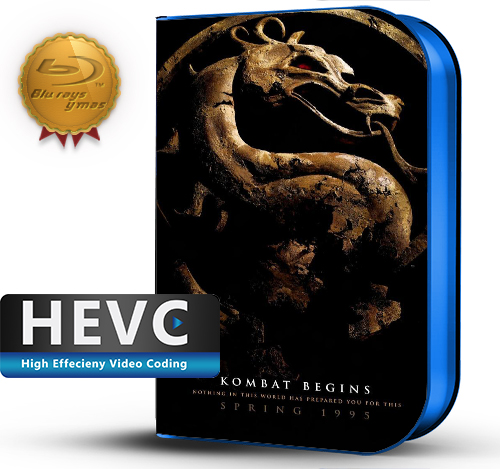 Mortal Kombat (1995) 1080P HEVC-8Bits BDRip Latino/Ingles(Subt.Esp)(Acción)