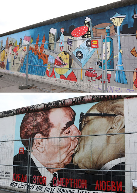 La galería artistica del East Side en Berlin