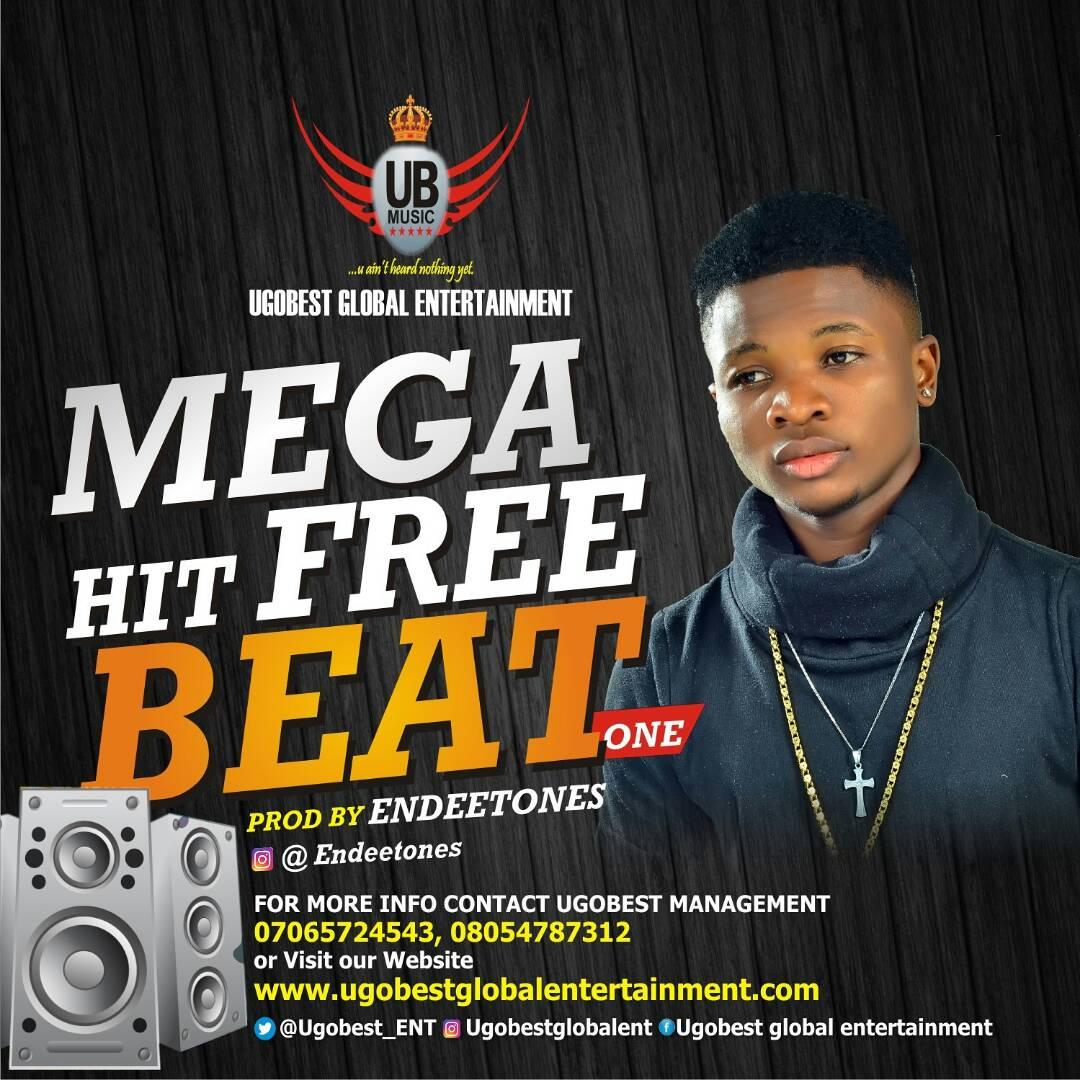 Freebeat: Mega Hit (Prod By Endeetone) - ISONG BEATS