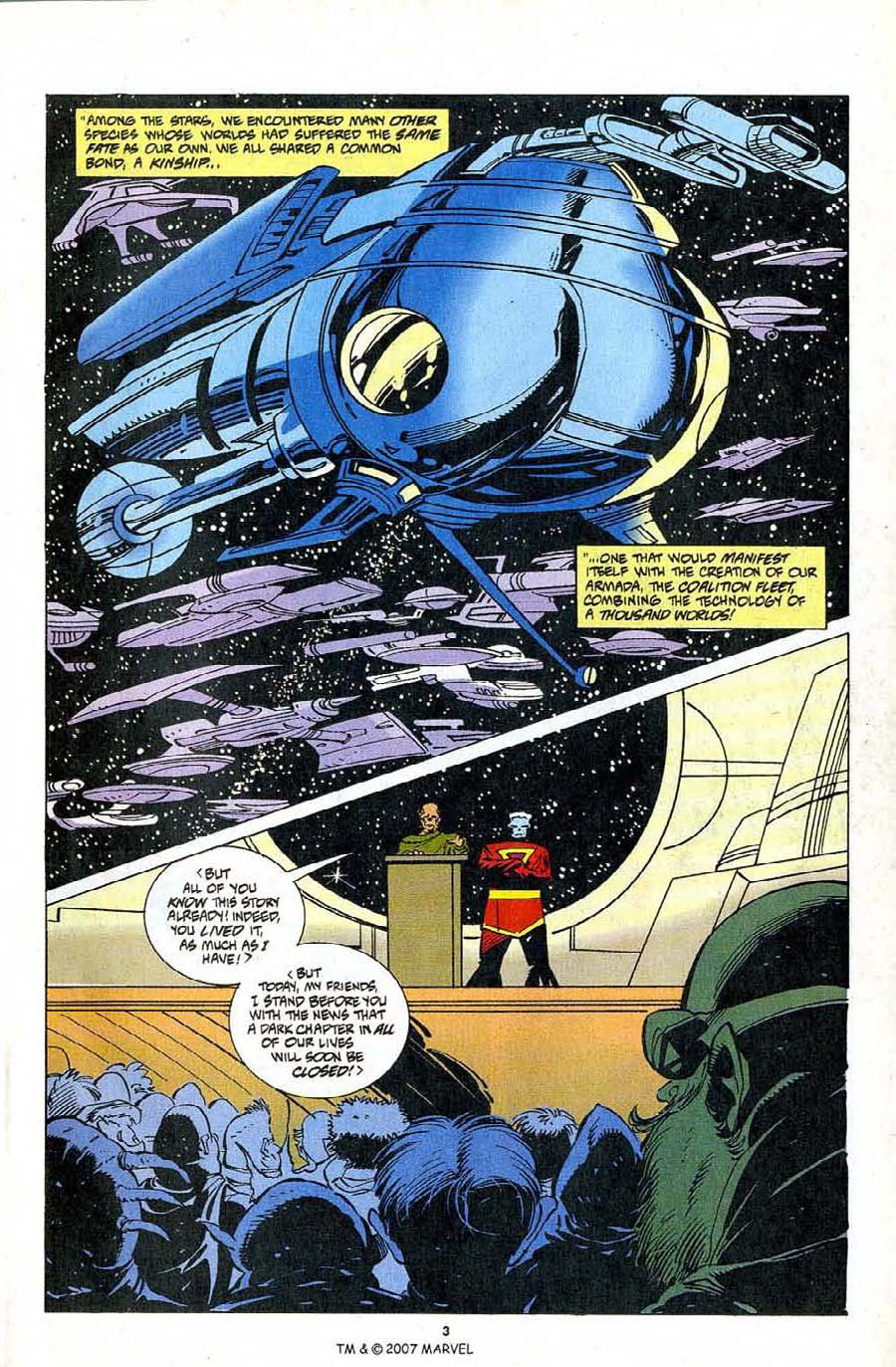 Silver Surfer (1987) Issue #103 #111 - English 5