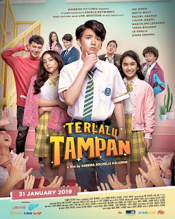 Film Terlalu Tampan (2019) Bluray Full Movie