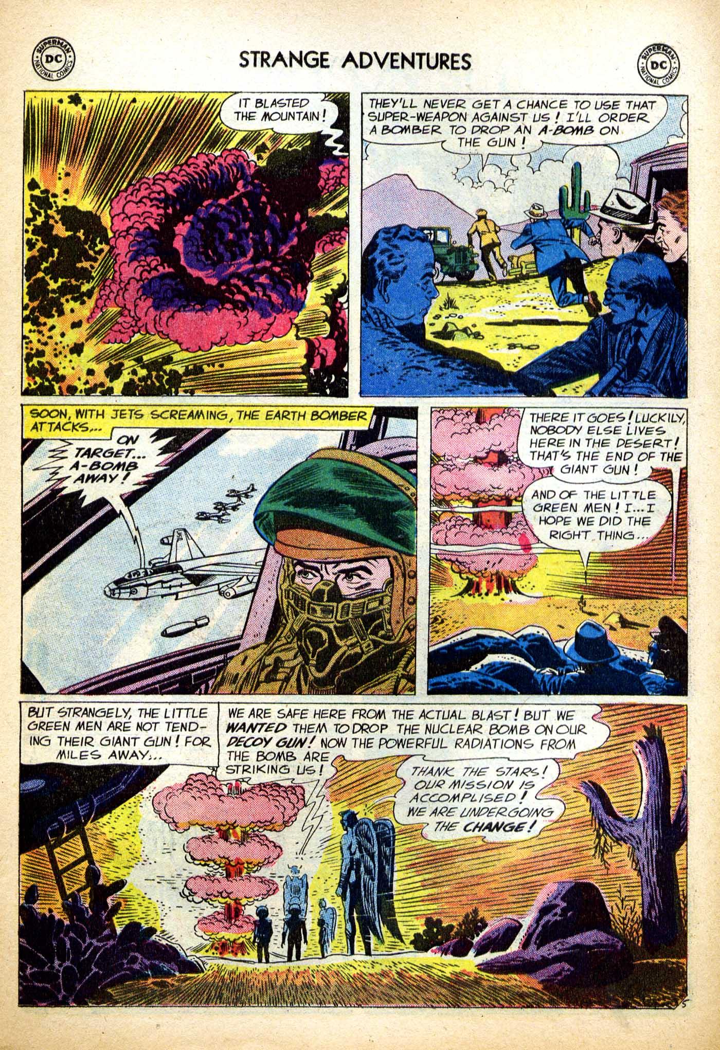 Strange Adventures (1950) issue 82 - Page 21