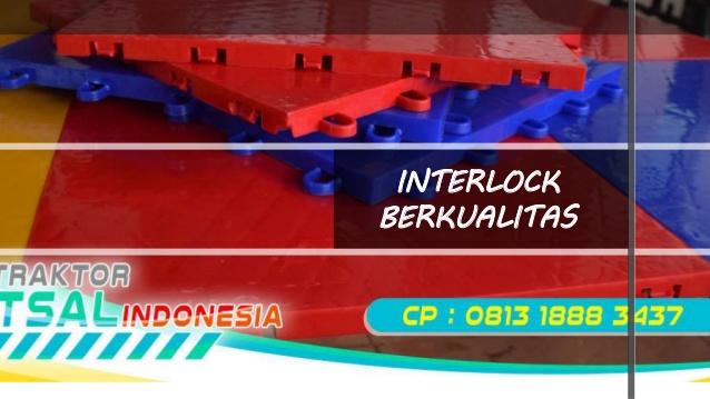 Harga Lantai Lapangan Futsal Interlock Murah Jakarta